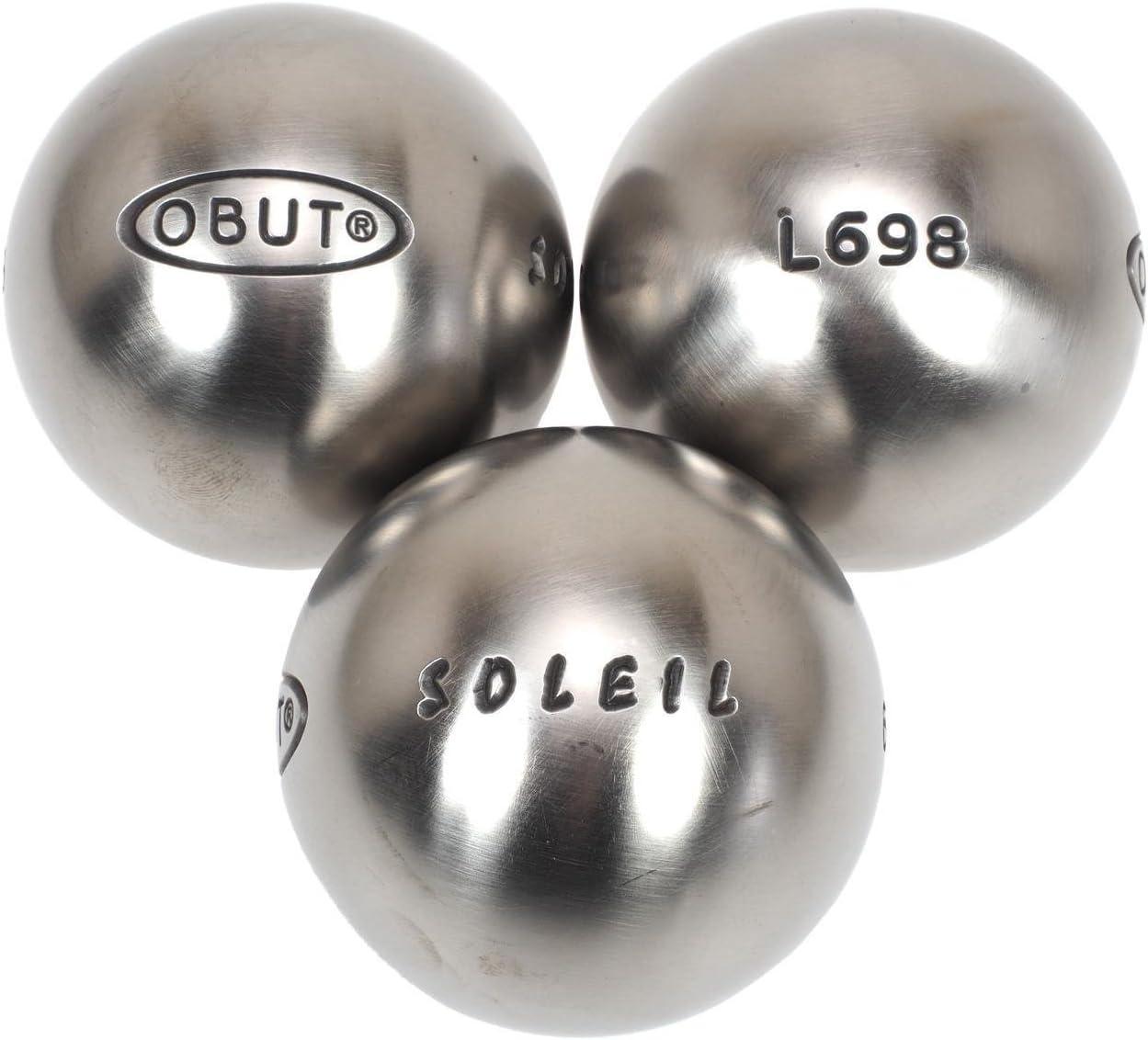 Obut Soleil 110 Tendre 74 mm - Bolas de petanca