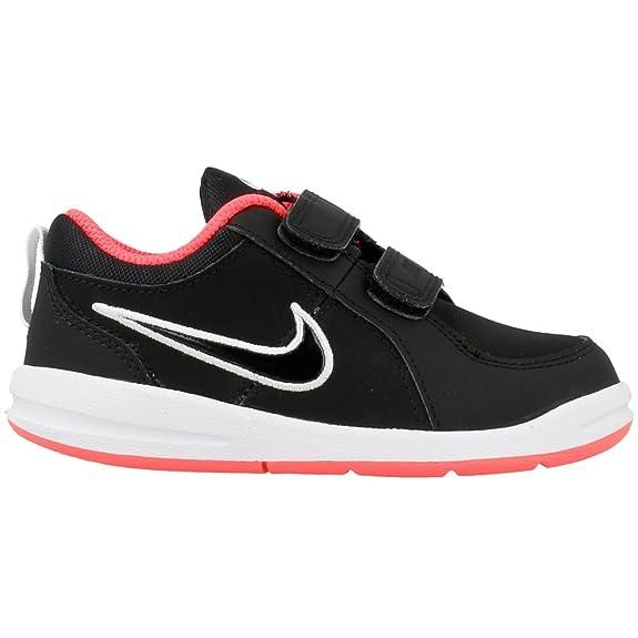Nike - Pico 4 Tdv - Farbe: Orangefarbig-Schwarz-Weiß - Größe: 21.0 TOuQuSw2