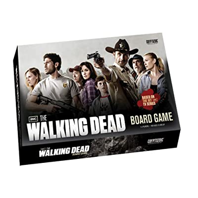 The Walking Dead TV Board Game: N/A: Toys & Games