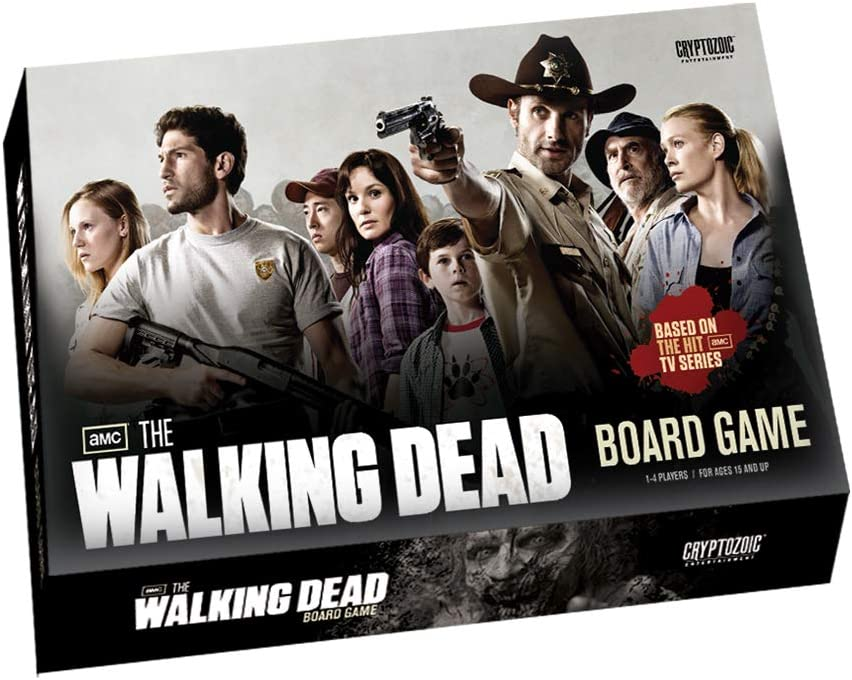 Walking Dead TV Board Game: N/A: Amazon.es: Juguetes y juegos