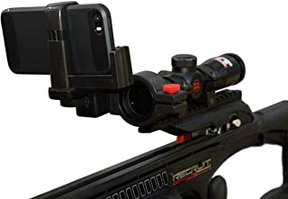 product image for High Point Products Crossbow Camera Mount for Power Scopes, use with Smartphone, iPhone, GoPro, or Universal Threaded Camera