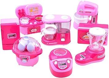 BSD Kinder Rollenspiel Spielzeug Küchengeräte