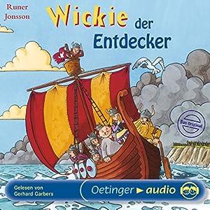 Wickie der Entdecker Hörbuch