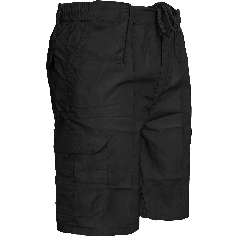 new BIG cargo casual wear shorts multiple pockets smart full fit 2XL 3XL 4XL 5XL
