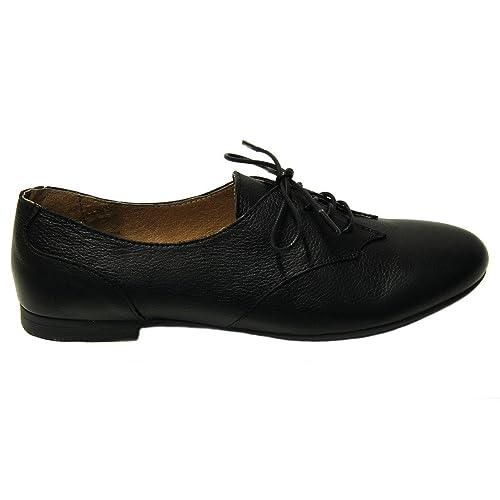 London Color 38 De Mujer Talla Zapatos Cordones Aces Para Of SqOUxg