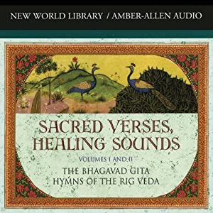 Sacred Verses, Healing Sounds, Volumes I and II Speech