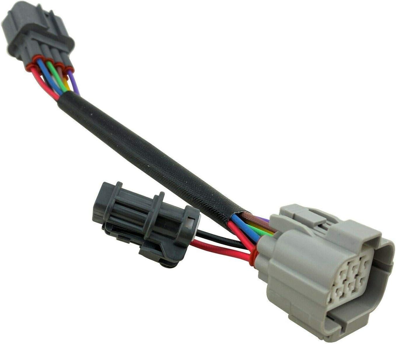 honda del sol wiring amazon com obd1 to obd2 distributor 8 pin adapter wire conversion  obd1 to obd2 distributor 8 pin adapter