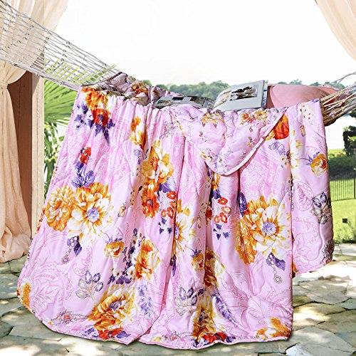 DHWM-Tencel Kung satin summer is cool in the summer, air conditioning is the single twin quilt is, 1.5m Mr low is,
