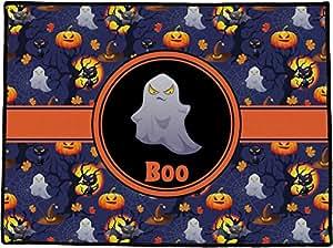 "Halloween noche puerta Mat (personalizado), poliéster, multicolor, 60"" x 36"""