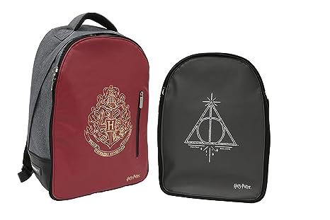 comprare on line c146f 850f3 Zaino Scuola Be U Harry Potter 2019 42cm