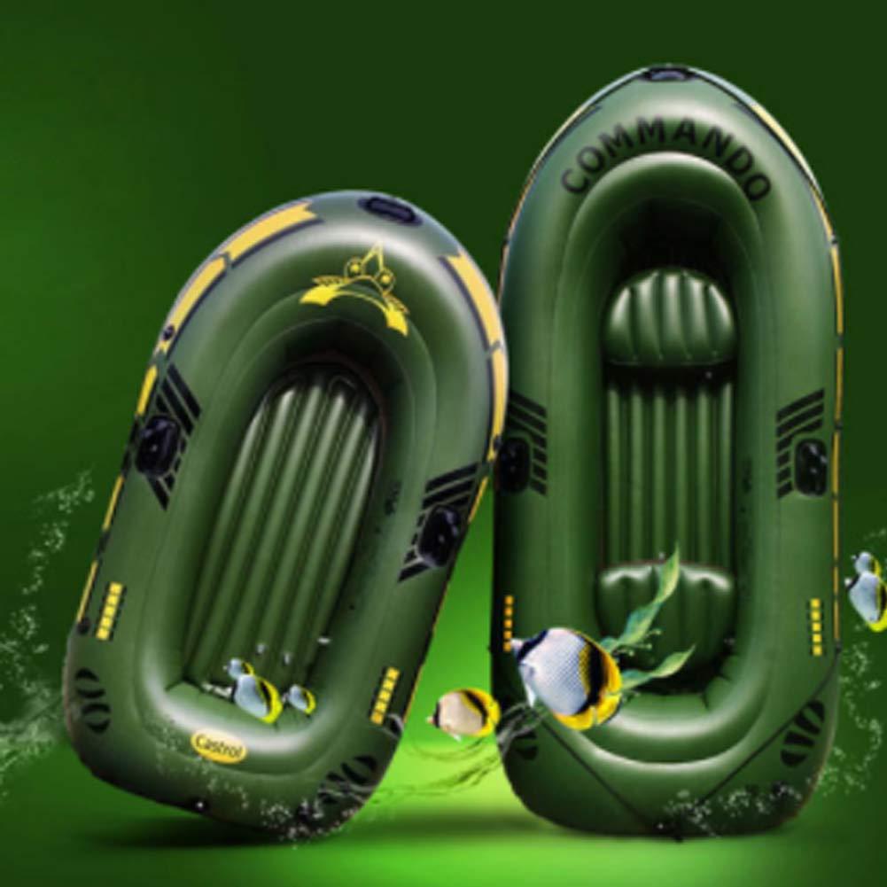 SHZJ Kayak Inflable, Accesorios para Kayak para 2 Personas Paletas ...