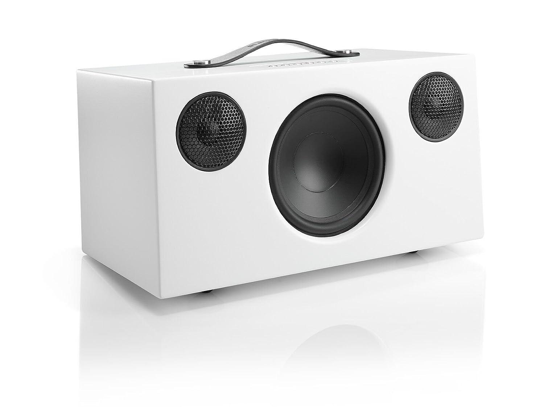 Audio Pro Addon T10 Altavoz estéreo Bluetooth (2ª generación, Carcasa de Madera Real) Color Blanco