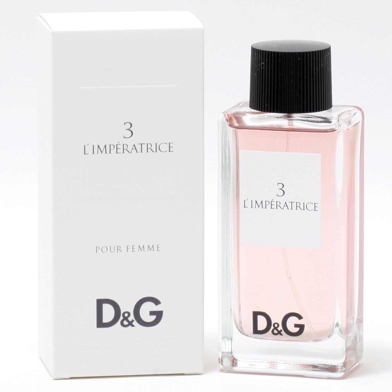 cd132ce44520 Dolce   Gabbana 3 L  Imperatrice Eau De Toilette Spray