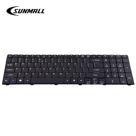 Amazon.com: SUNMALL A6 - Teclado de repuesto para portátil ...
