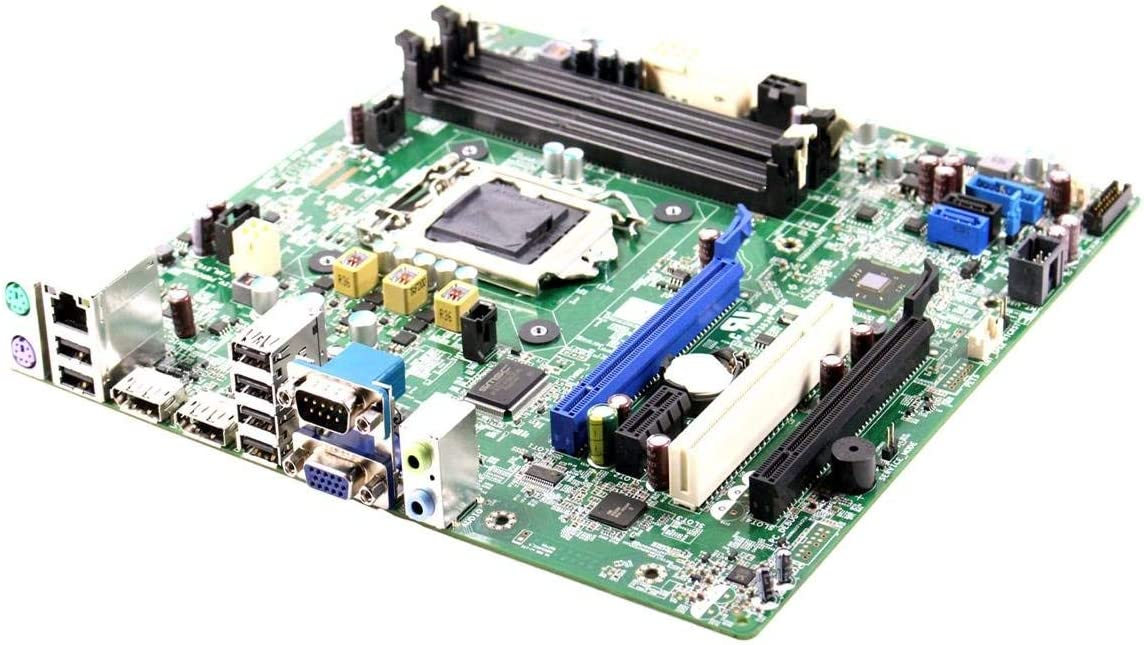 Dell Optiplex 9020 MT Mini Tower 4 Memory Slots DDR3 SDRAM LGA 1150 Socket Intel Q87 Express 6 USB Ports MotherBoard PC5F7 (Renewed)