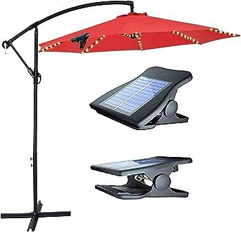 ZNYCYE Patio Umbrella Lights