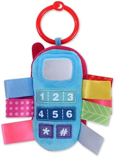 Sonajero Bebé Niños Cochecito Colgando el teléfono móvil de Bell ...
