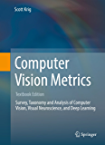 Computer Vision Metrics: Textbook Edition