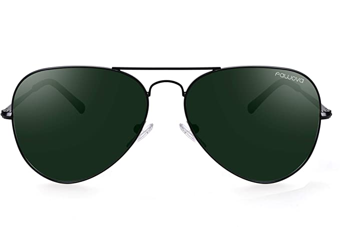 fc79334741 fawova Classic Gafas de Sol Aviador Hombre Polarizadas, 2019 Gafas Sol  Polarizadas Hombre Militares con