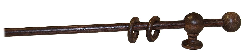 BASTONE IN LEGNO A STRAPPO MM.23 NOCE CM. 160 FERRAMENTA GEPA