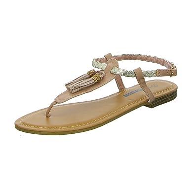 living Updated CB70407-9 Damen Sandalette bis 30mm Absatz