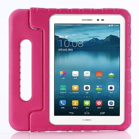 leggera con supporto cradle HR in EVA Custodia protettiva per bambini compatibile con Huawei MediaPad T5 10 da 10,1 e Huawei Honor Play Pad 5 da 10,1 antiurto