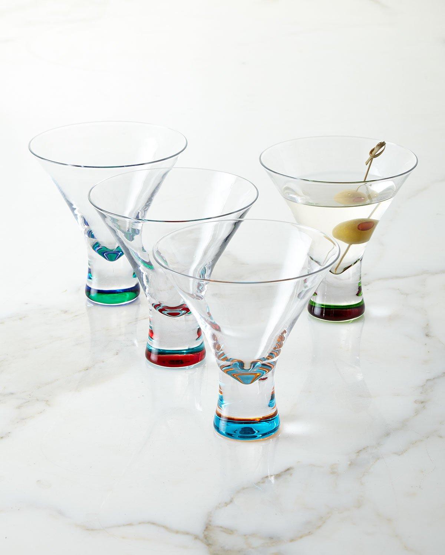 DKNY Urban Essentials Barware Martini, Set Of 4 by DKNY (Image #1)