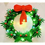 brickled LED Lighting Kit for Lego 40426 Christmas Wreath 2-in-1 (Lego Set not Included)