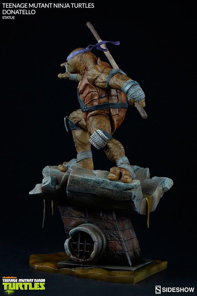 Sideshow Coleccionables Donatello Estatua - Teenage Mutant ...