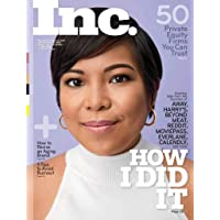 1-Year (8 Issues) of INC Magazine Subscription
