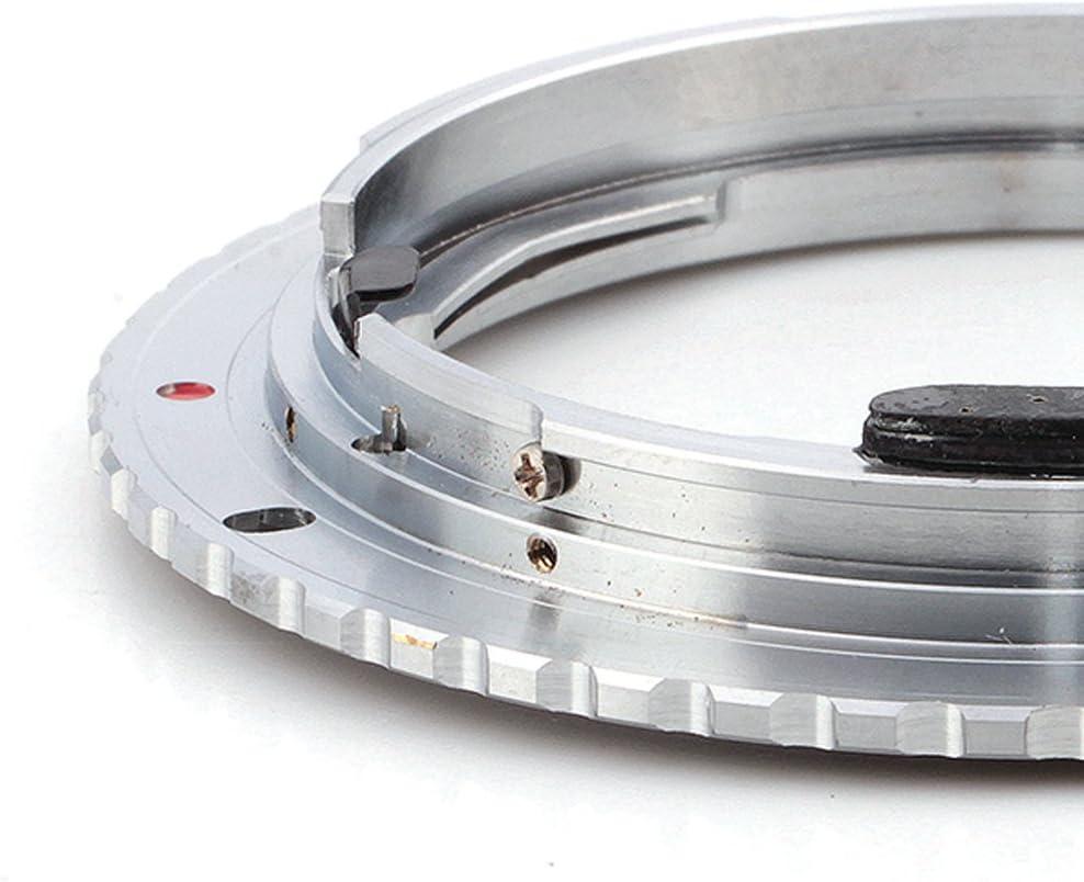 5D Mark II 60Da T1i//X3 T2i//X4 40D 550D 60D D Pixco 2nd Generation Upgrade Aperture AF Confirm B-Type Adapter Nikon F Mount Lens to Canon 50D SLR Camera 600D 500D 7D T3i//X5