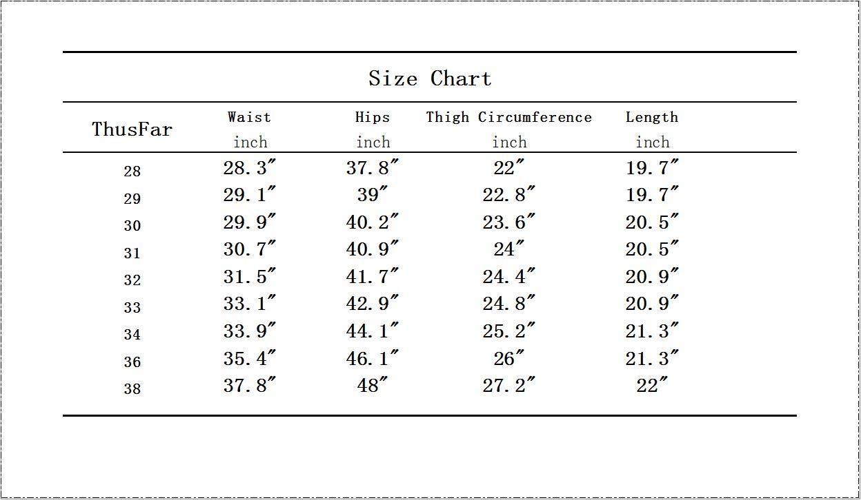 ThusFar Men\'s Casual Cotton Cargo Shorts - Lightweight Summer Short Pants with Pockets Sapphire Blue 31