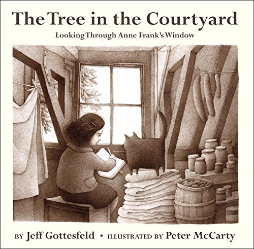 Read Online The Tree in the Courtyard: Looking Through Anne Frank's Window PDF