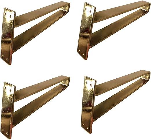 Furniture legs ALY 4 × Sofá pies, Patas de Apoyo Hierro Forjado ...