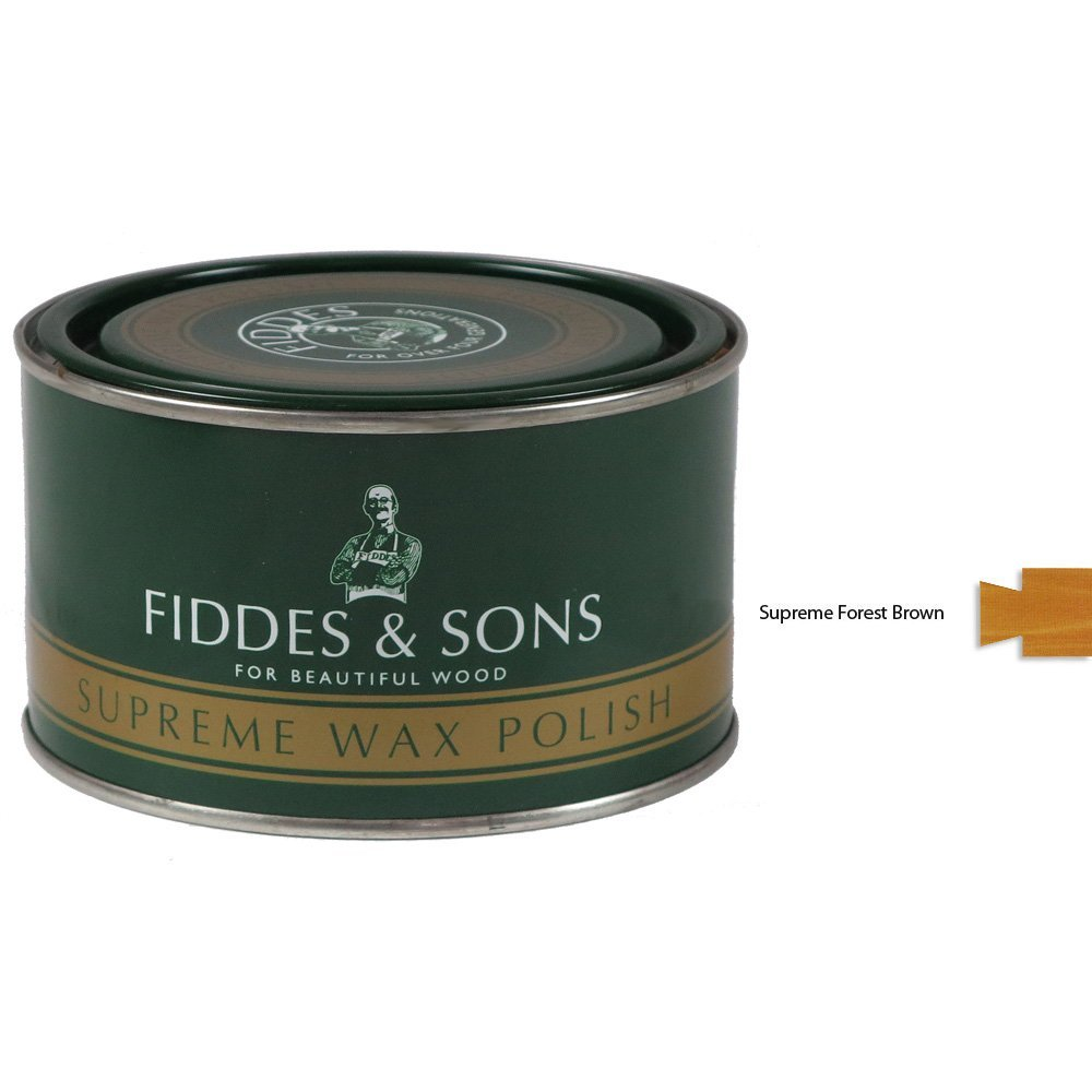 Fiddes Supreme Wax Polish - Stripped Pine - 400ml