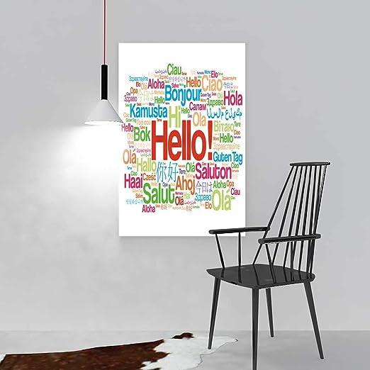 Amazon.com: aolankaili Painting Living Room Decoration ...