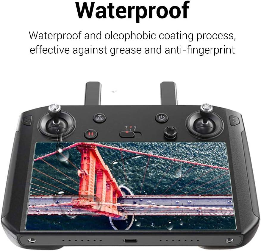 Miroksh DJI Smart Controller Screen Protector Tempered Glass Monitor Screen Protective Film for Mavic 2 Pro /& Zoom Drone Enterprise RC Remote Controller Anti-Glare 9H Hardness Anti-Scratch Waterproof