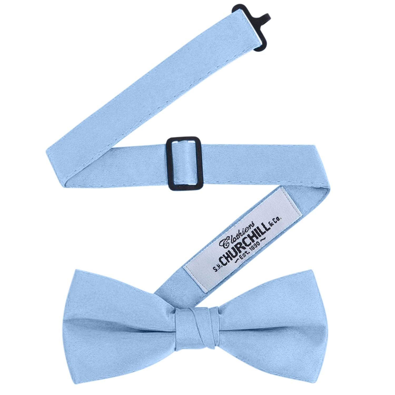 Mens 3 Piece Formal Accessory Set with Bow Tie Cummerbund /& Pocket Hanky