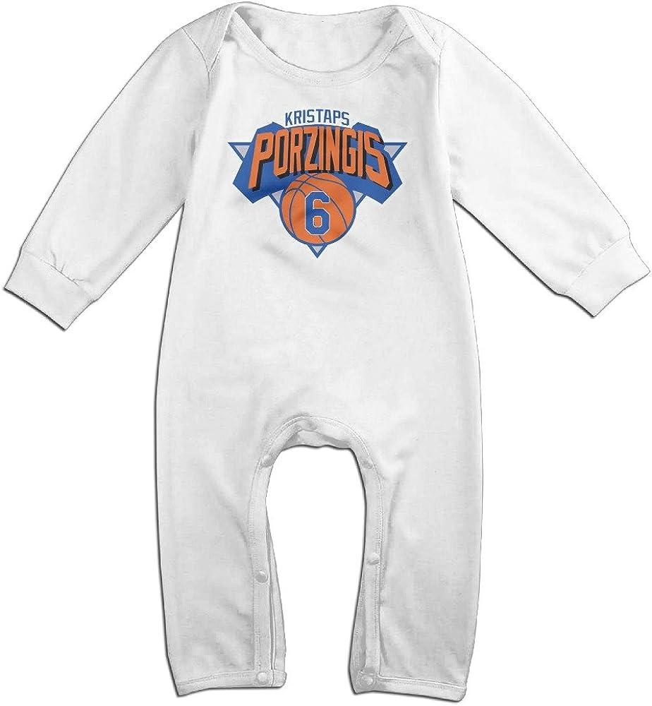 Duola Babys #6 Kristaps Porzingiz Basketball Funny Tee Shirt White