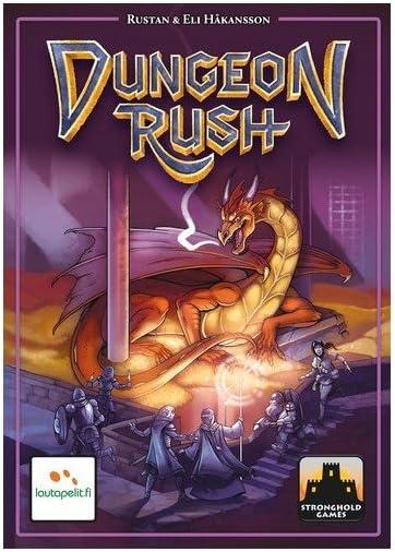 Unbekannt según apelit lau00053 – Dungeon Rush, Juego de Cartas: Amazon.es: Juguetes y juegos