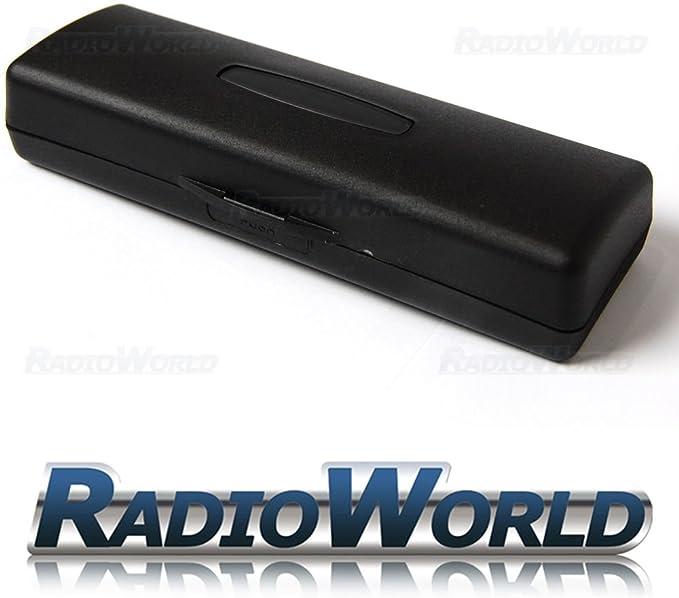 Radio de coche/unidad central del Panel frontal Funda/caja/soporte: Amazon.es: Electrónica