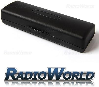 Radio de coche/unidad central del Panel frontal Funda/caja/soporte ...