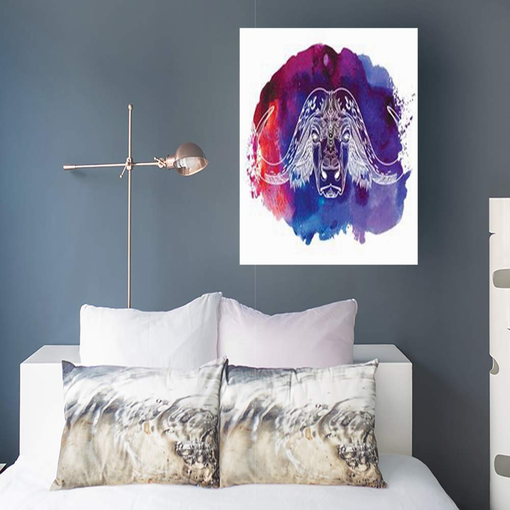 Modern Art Fluffy Room