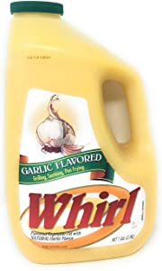 Garlic Whirl Butter-Flavored Oil, 1 Gallon