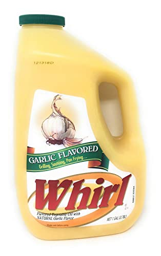 Garlic Whirl Butter-Flavored Oil