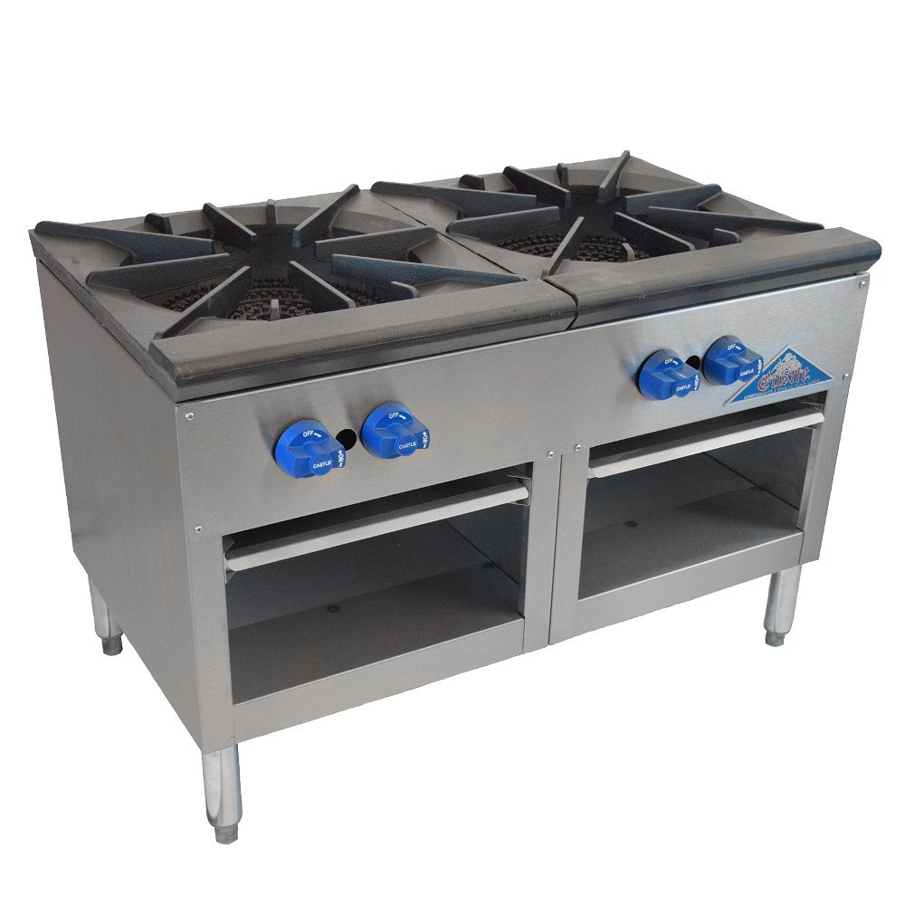 Comstock Castle CSP36 Gas Stock Pot Range