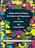 Diagramming Techniques for Analysts and Programmers, Martin, James and McClure, Carma L., 0132087944