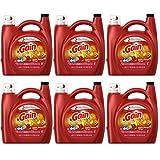 Liquid Laundry Detergent, Apple Mango Tango (6 pack)