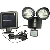 Vanpower 22LED Solar Powered PIR Motion Sensor Security Light Outdoor Garden Lamp