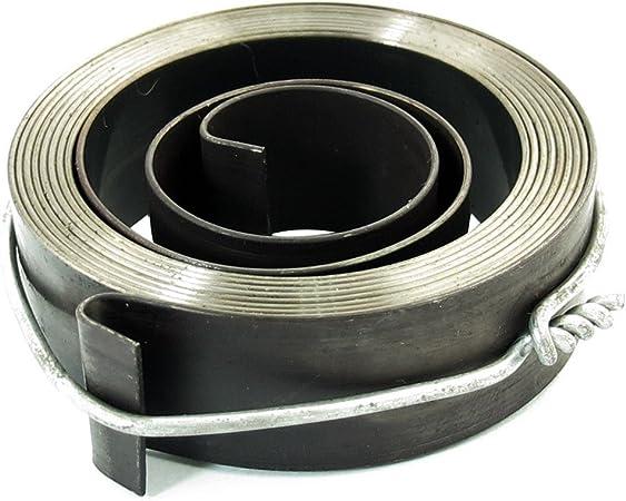 sourcingmap Aspirateur 35.6cm Perceuse /À Colonne /À Plume Retour Ressort 60mm Pi/èce Rechange